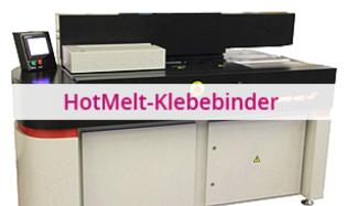 HotMelt-Klebebinder